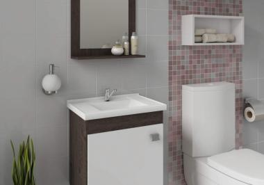 Prateleira para banheiro: como usar, dicas para decorar