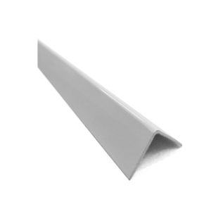 Cantoneira Alumínio 1´ BRANCO