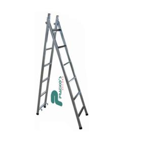 Escada Metalon Galvanizada 06 Degraus