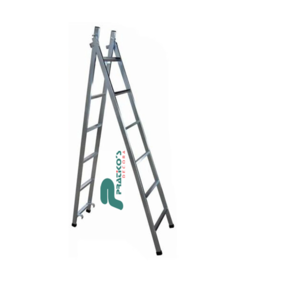 Escada Metalon Galvanizada 07 Degraus